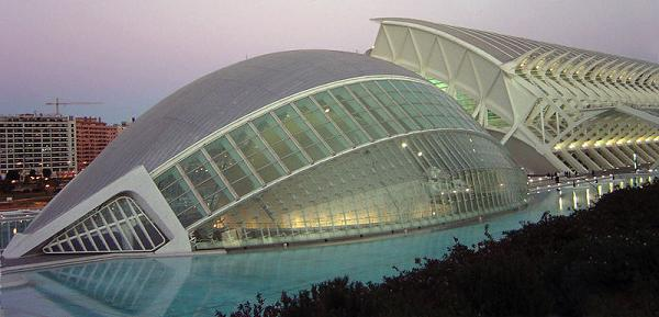 The Hemispheric in Valencia