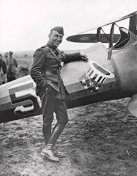 Ace Rickenbacker knocked down 26th German