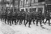 French occupied the Ruhr
